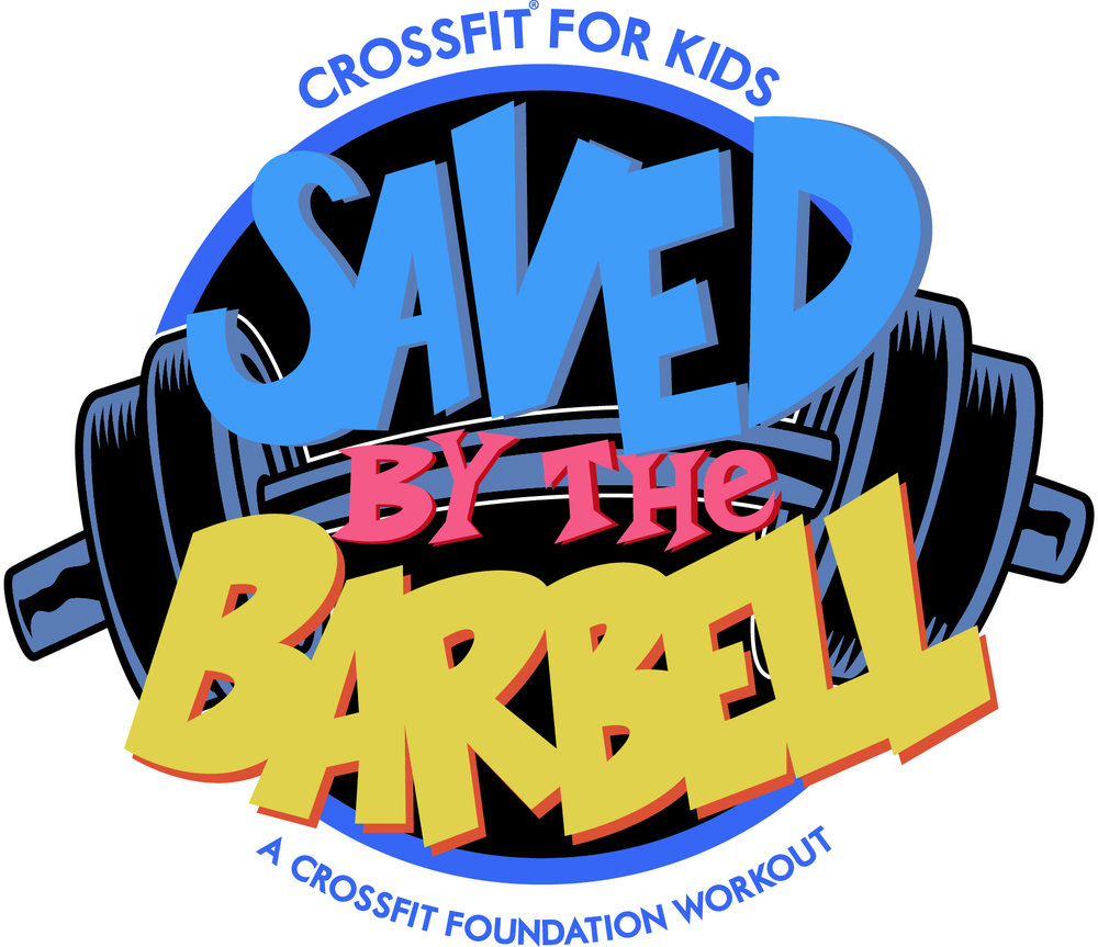 SAVED BY THE BARBELL  3 ROUNDS FOR MAX REPS 1:00 Burpees 1:00 Wall Ball (20/14) 1:00 Deadlift (115/75) 1:00 Med Ball Sit-ups (20/14) 1:00 Hang Power Cleans (115/75) -Rest 1:00-