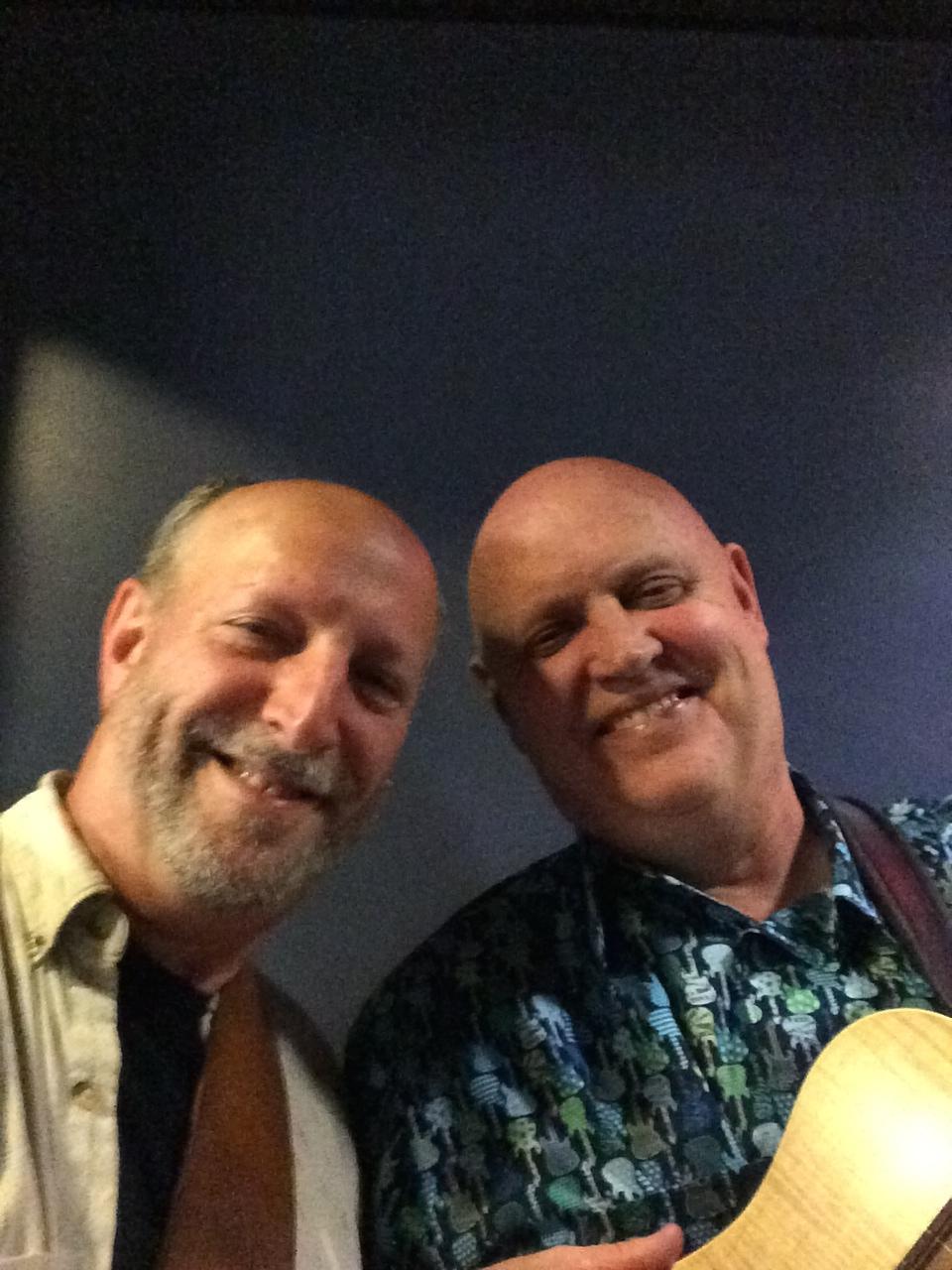 BG&Jim Stinnett, 2014 NHBF