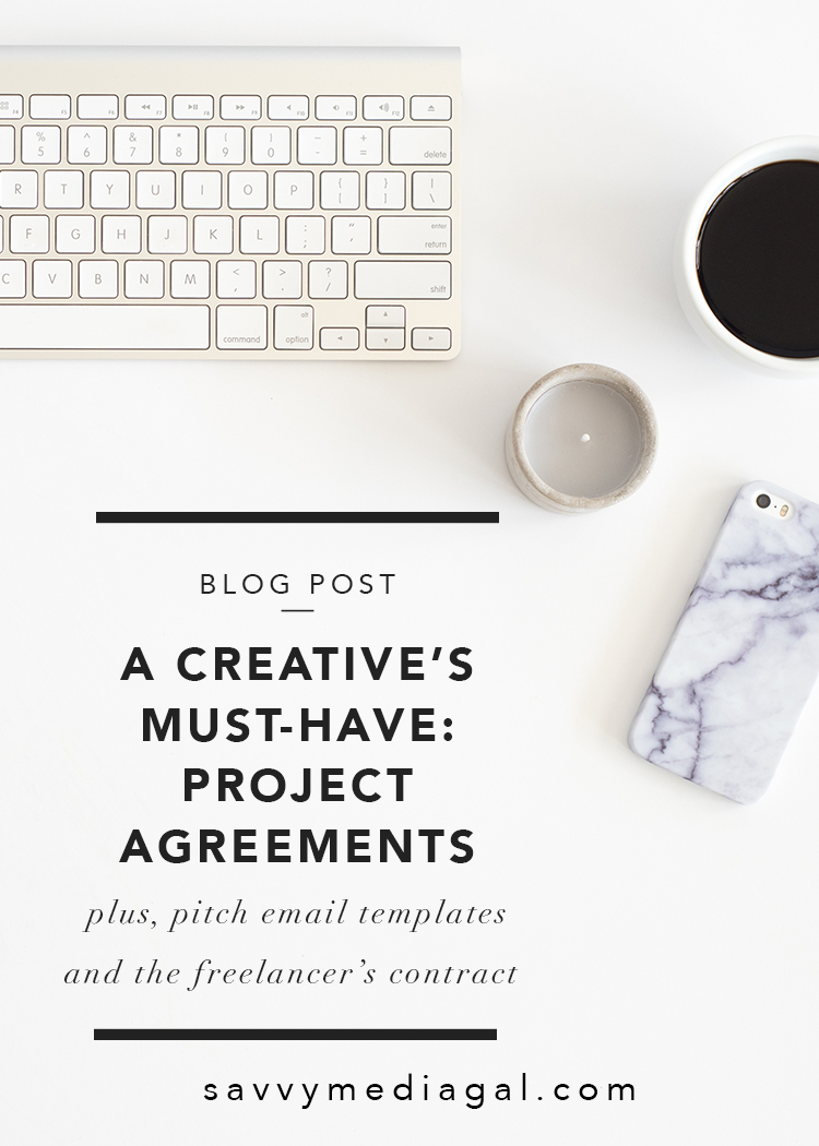 A Creatives Must Have Project Agreements Plus Free Template