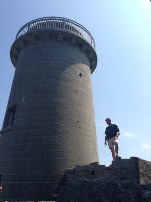 Highest tower in the Aran Islands