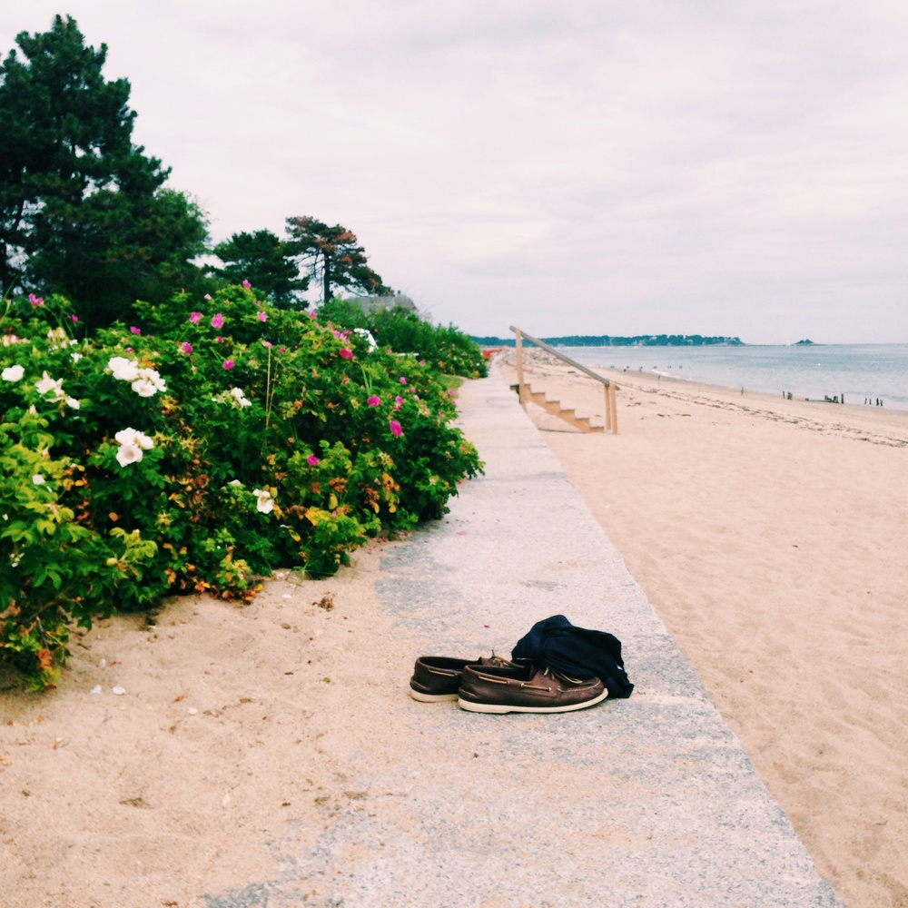 Prides Beach | North Shore of Massachusetts | The Gallivant