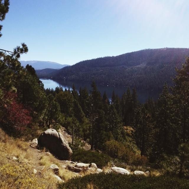 Donner Pass, California