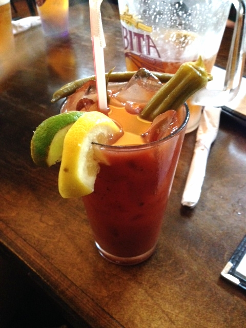 Bloody Mary, Slice, New Orleans