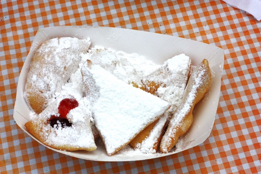 Beignets from Joe Patti's, Pensacola