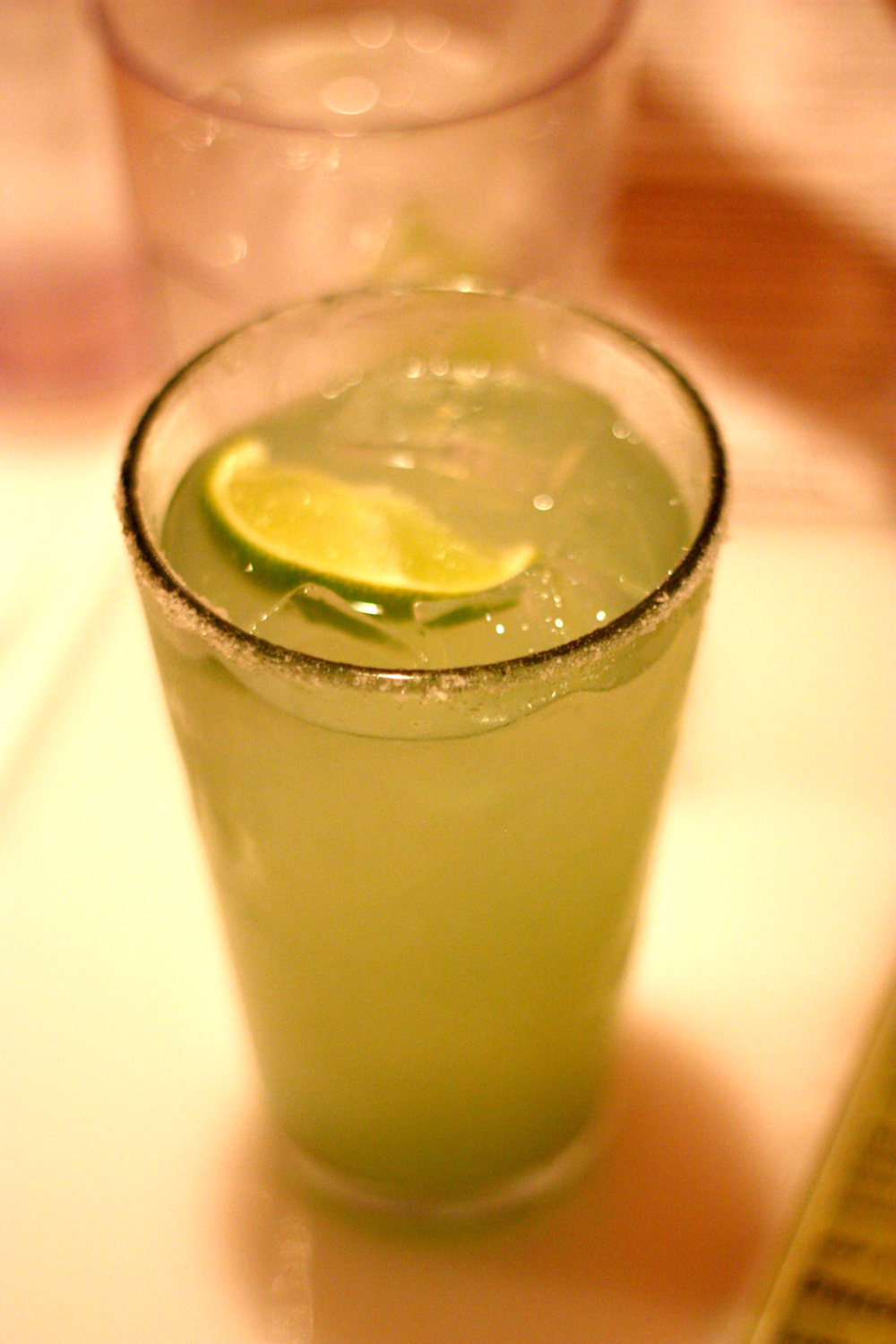 Margarita | Cactus Flower Cafe | Places to eat in Pensacola, Florida