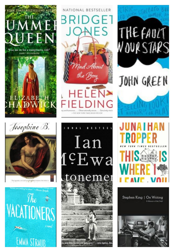 Favorite books of 2014 // The Gallivant
