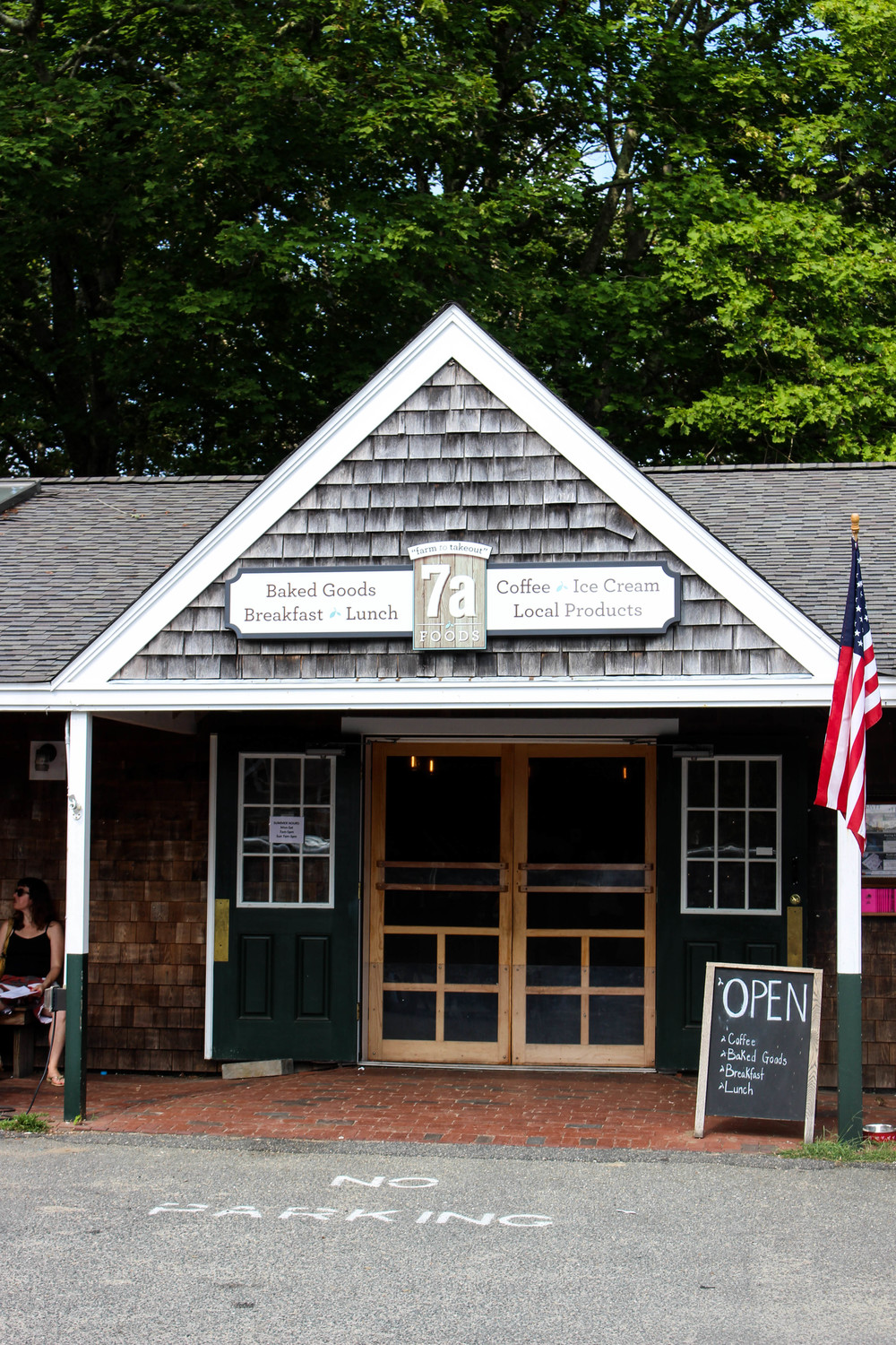 7a Foods | Martha's Vineyard | The Gallivant