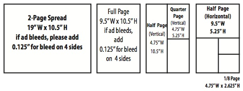 FWN Magazine ad sizes