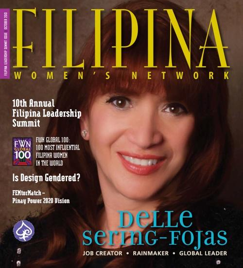 Delle Sering – FWN Magazine 2013