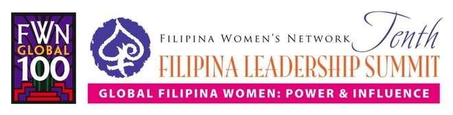 FWN 10th Filipina Leadership Global Summit logo