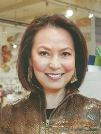 Angelica Berrie, President, Russell Berrie Foundation