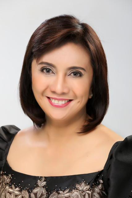 Leni Robredo, VP of the Philippines