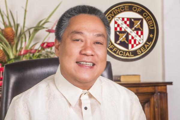 Cebu Gov. Hilario P. Davide III