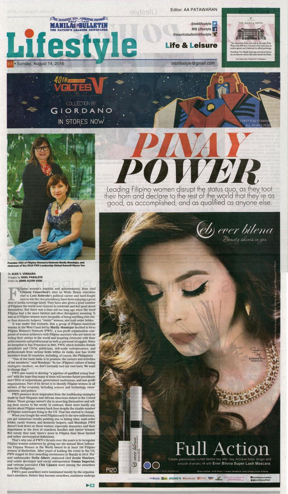 Aug 14 - Manila Bulletin - E1-Lifestyle.jpg