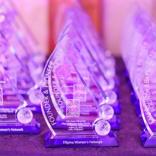 Global FWN100™ award