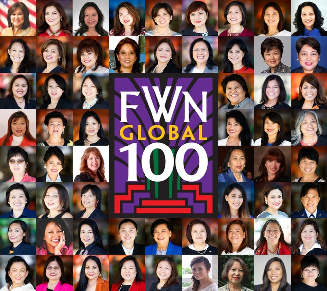 2015 Global FWN100™ Awardees