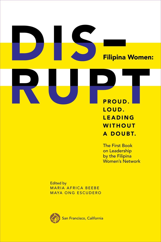 DISRUPT Leadership Book