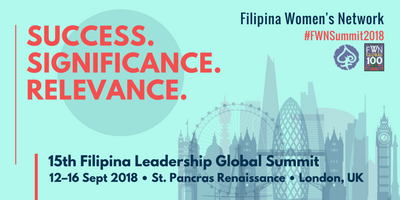 15th FWN Filipina Leadership Global Summit