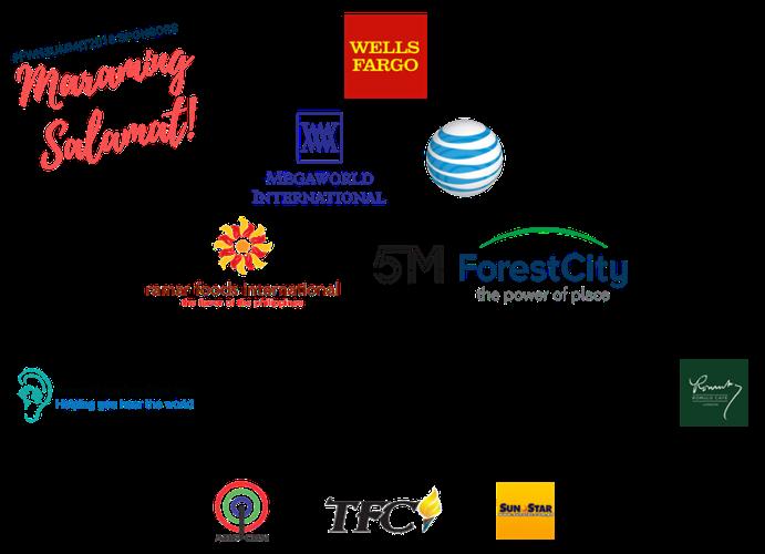 2018 FWN Filipina Summit Sponsors