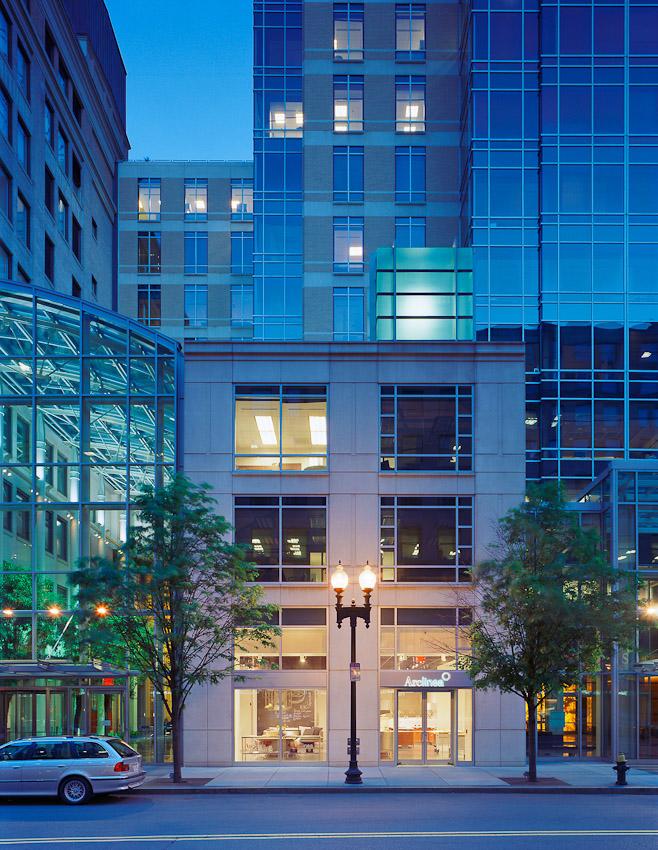 Project: Arclinea Showroom  Location: Boston, MA  Designed by: Arclinea
