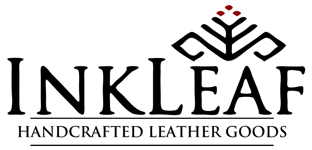 Inkleaf Leather | Wallets | Notebook Covers | & More