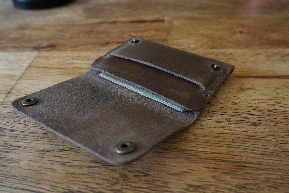 Inside snap wallet