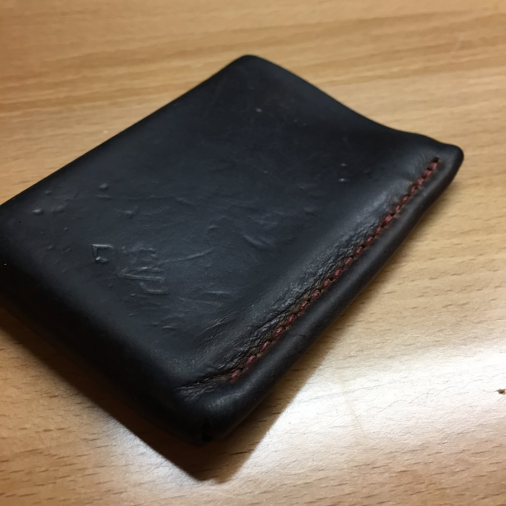 restitched wallet back