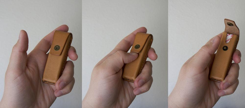 gum pouch