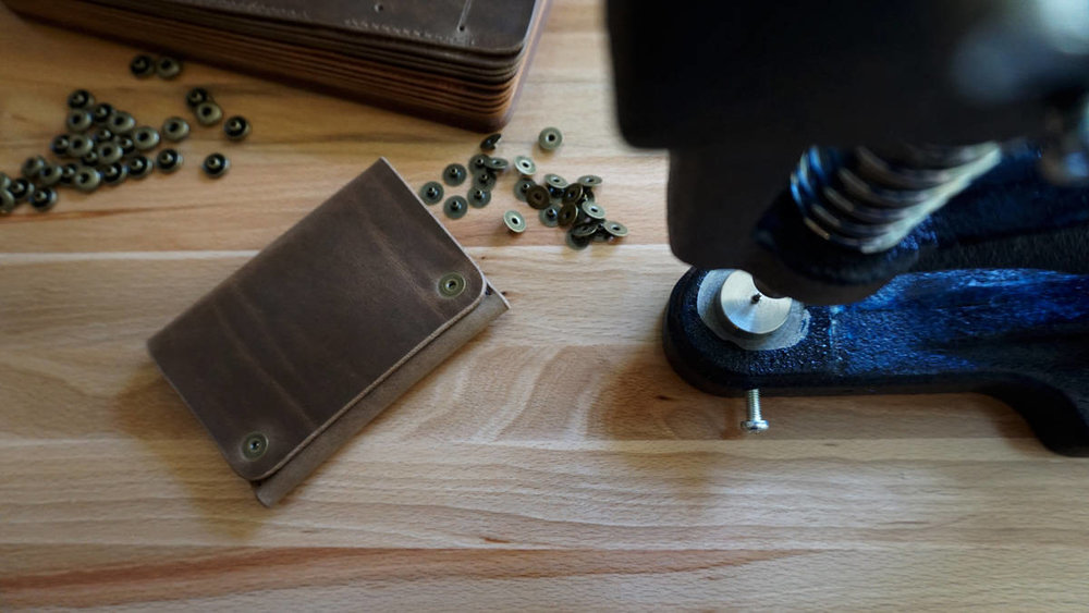 Handcrafted Leather Goods    Wallets, Notebook Covers & more    Shop Now