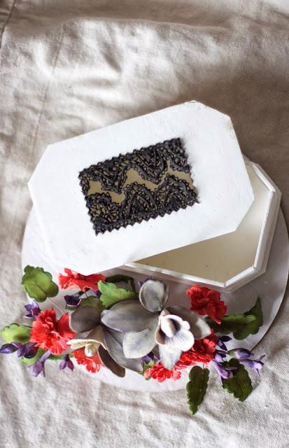 Pastillage Box