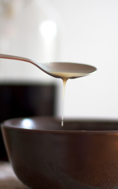 Maple Sweetened Condensed Milk