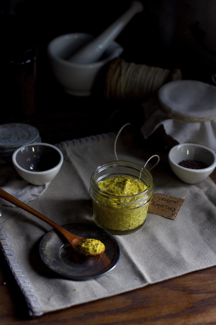 Bavarian Style Sweet Mustard