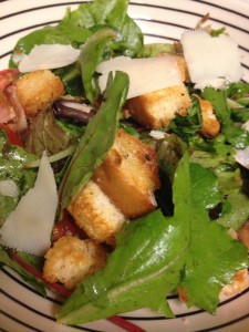 Chicken + Prosciutto Salad