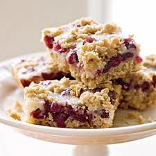 Cranberry + Oats Bar