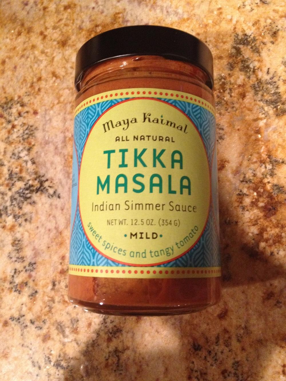 Maya Kaimal's Tikka Masala