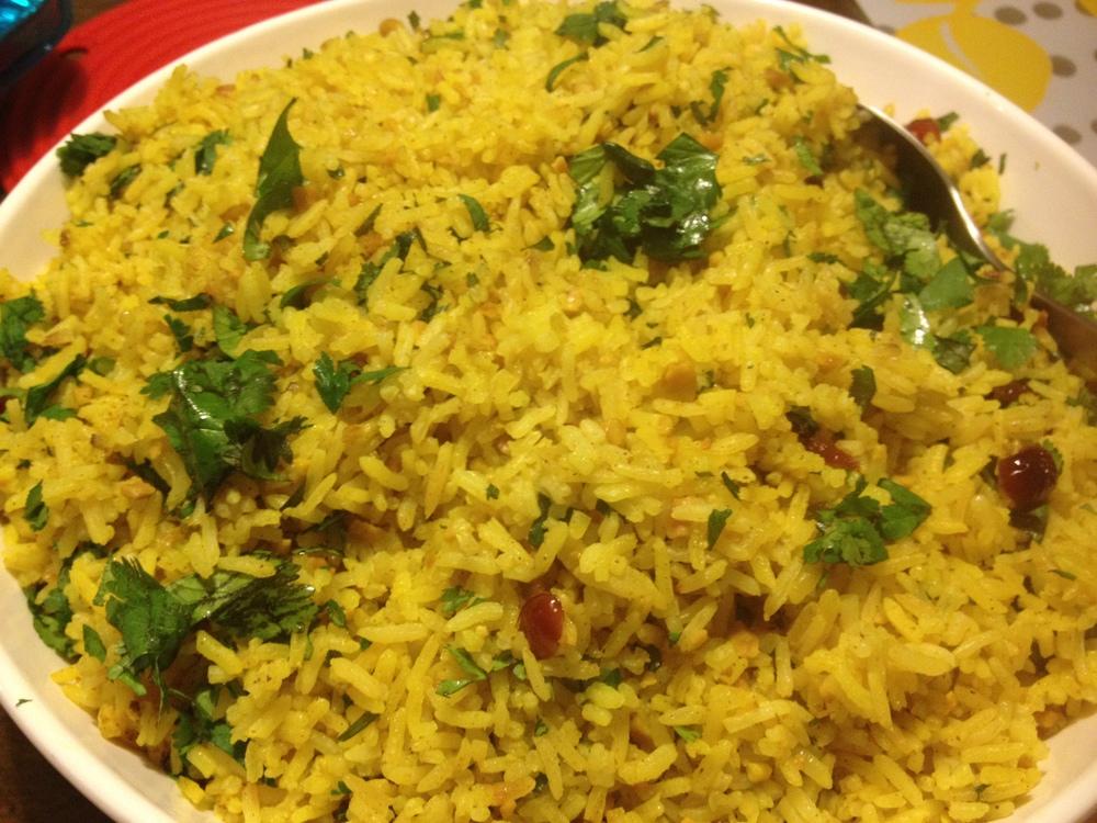 Cashew Rice Pilaf