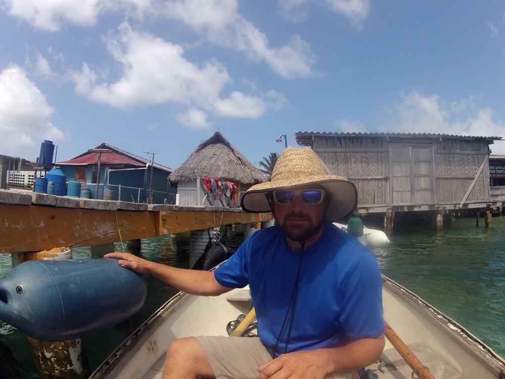 Rowing to Wichubhuela