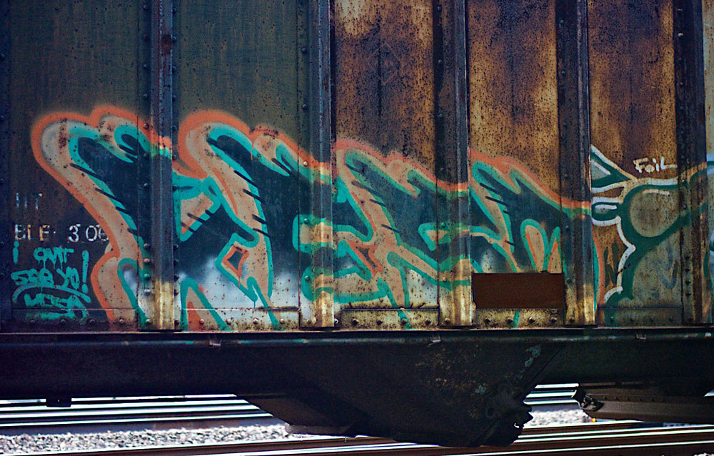 KESO on Freight Train