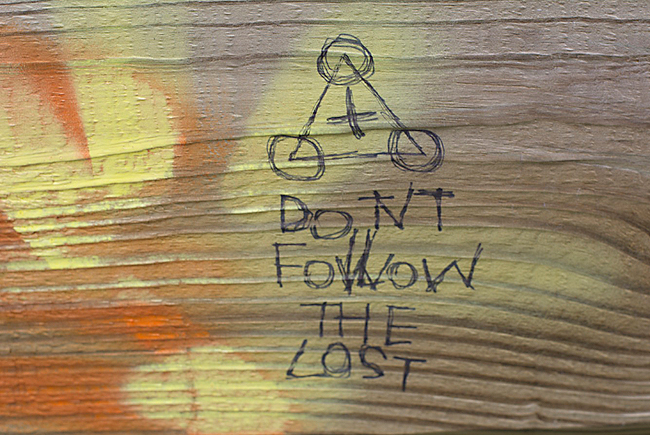 Don't-follow-the-Lost-8x12.jpg