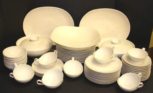 Museum Ware, designed for the MOMA and manufactured by Castleton