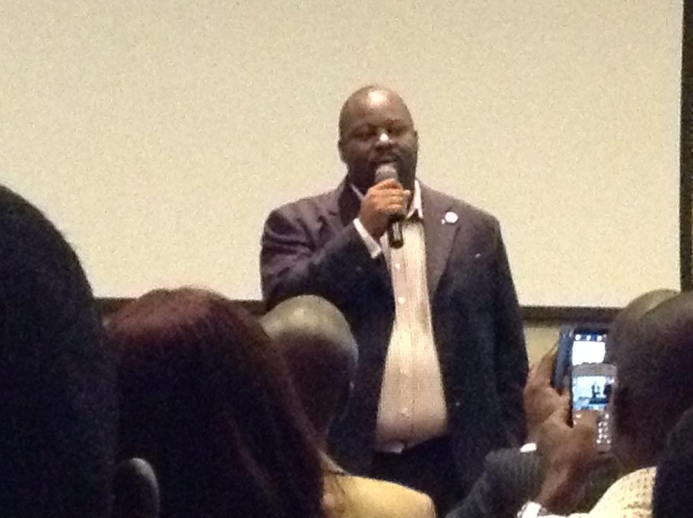 The Chairman of #SMWLagos Obie.