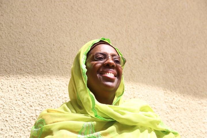 Amina Salum Ali Credit: Abena Agyeman-Fisher