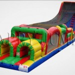 65ft Obstacle Course – $300 (65′L X 16′H)