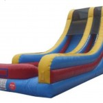 18′ Water Slide – $300 (Can be used as a dry slidefrom October – April)