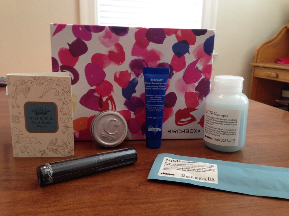 Wendy's July Birchbox