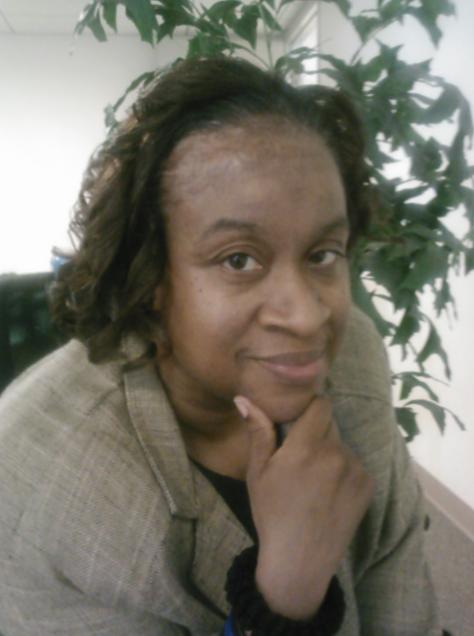 Deaka McClain, community advocate.