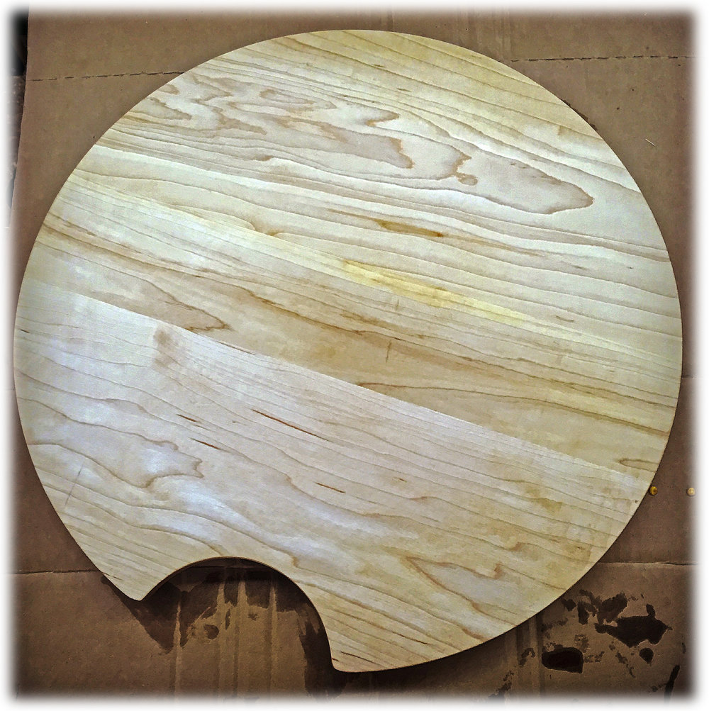 Maple<p><font size=-4>Sink Cover for trailer</font></p>