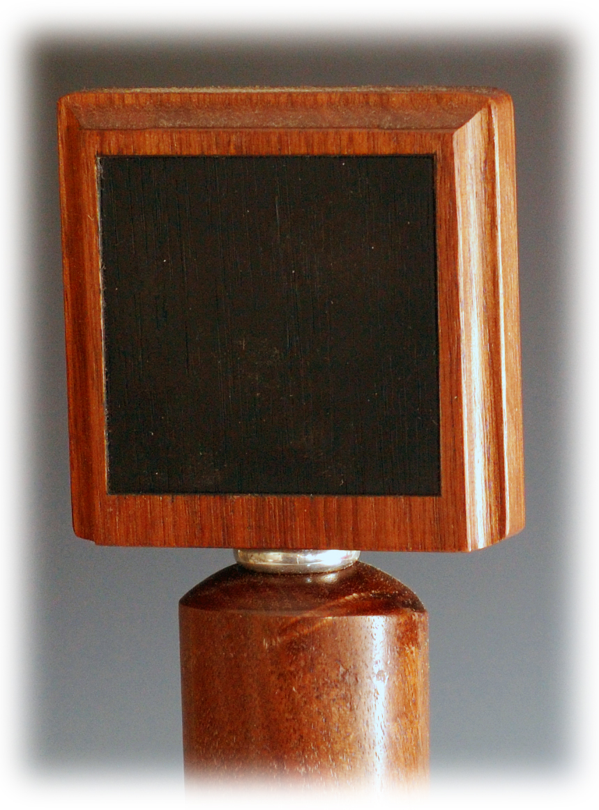 Mahogany, Blackboard back