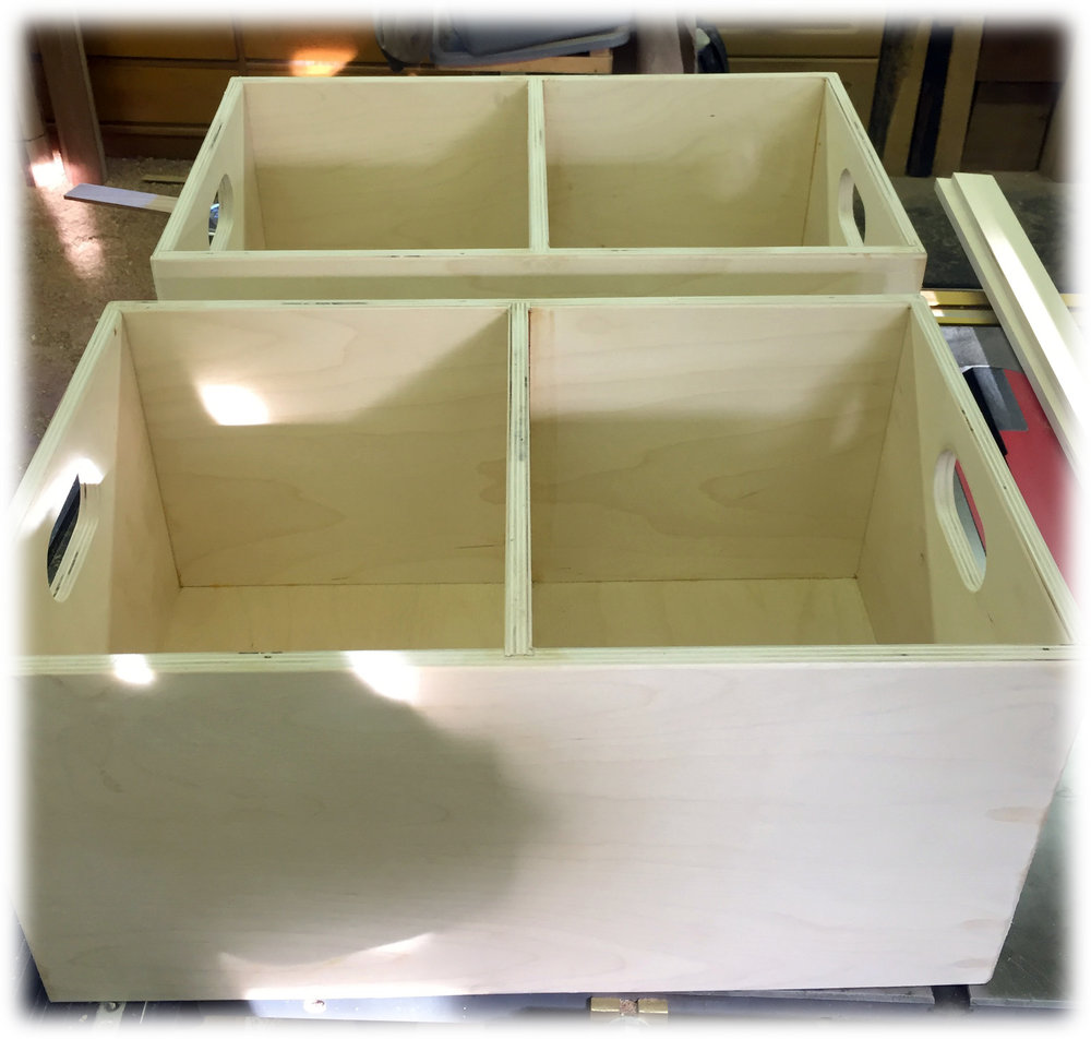 Library Boxes