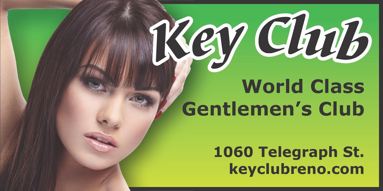 Become A Key Girl Key Club Reno